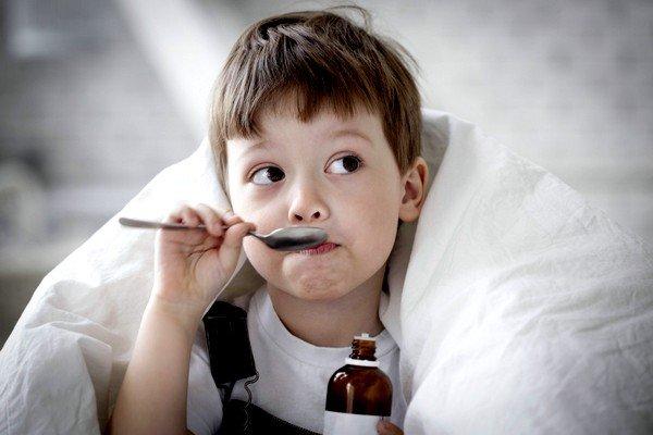 Алтей мягко воздействует на пораженную инфекцией систему малышей и способствует улучшению общего состояния