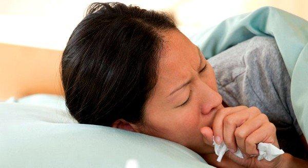 Вечерний кашель говорит о наличии инфекционного воспалительного процесса