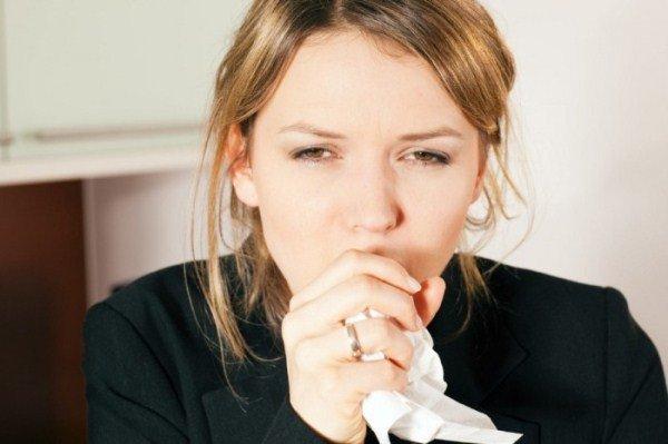 Кашель - это природная защитная реакция, помогающая выводить застой мокроты
