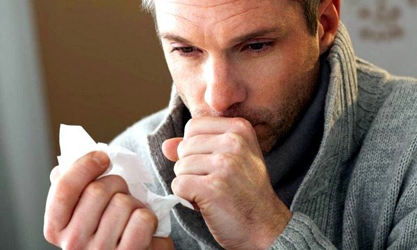 Препарат может применяться при кашле курильщика