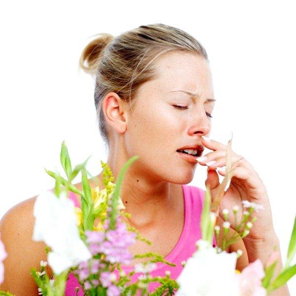 Для определения источника болезни следует обратить внимание на природные аллергены
