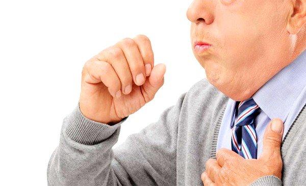 Нарушения дыхательных путей, возникающие при этом острые приступы удушья, одышки и кашля, диагностируется как бронхиальная астма