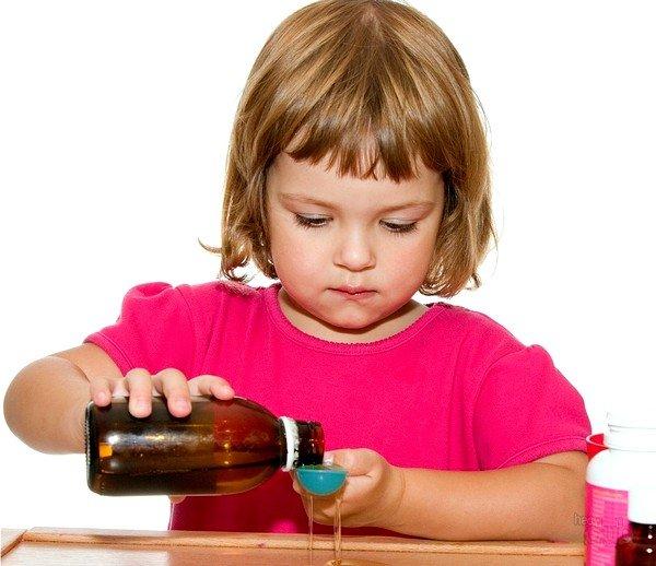 Многим родителям нравится, что это препарат растительного происхождения, и его состав содержит минимальное количество компонентов