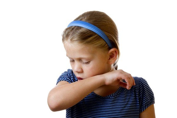 Кашель является защитной реакцией детского организма на раздражение органов дыхания