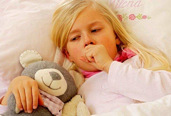 Заболевания органов дыхательной системы могут вызывать кашель