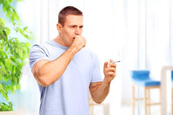 Методы лечения кашля курильщика фото