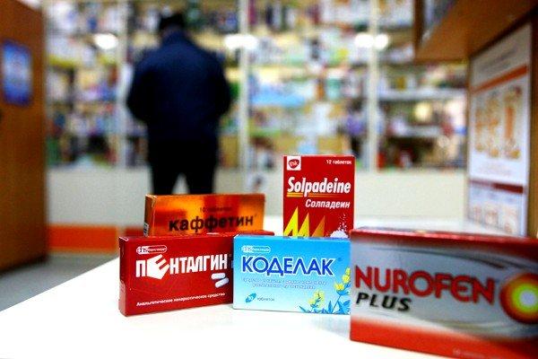 Кодеинсодержащие препараты можно принимать только по назначению врача