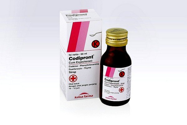 Кодипронт обладает продлённым воздействием на организм