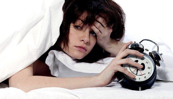 Прием кодеина может вызвать нарушения сна
