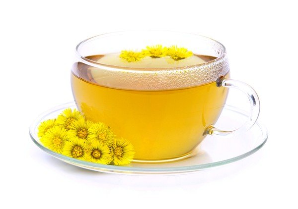 При пневмонии и застарелом сухом кашле очень эффективен отвар из травянистого растения мать-и-мачеха