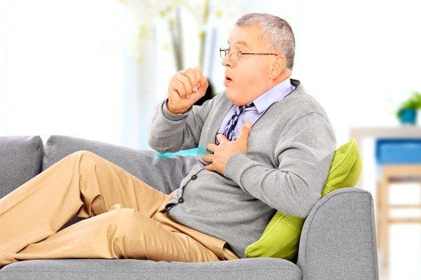 Сухой или непродуктивный кашель возникает как реакция на любой аллерген