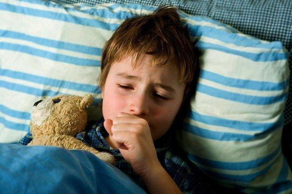 Что нужно делать при сильном кашле у ребенка? фото