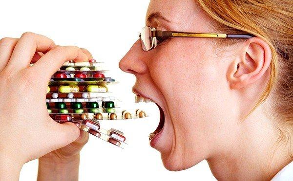 Некоторые антибиотики при смешивании с цистеином снижают свое действие на патогенную микрофлору