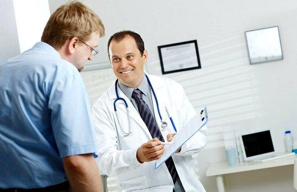 Для назначения лечения следует обратиться к врачу