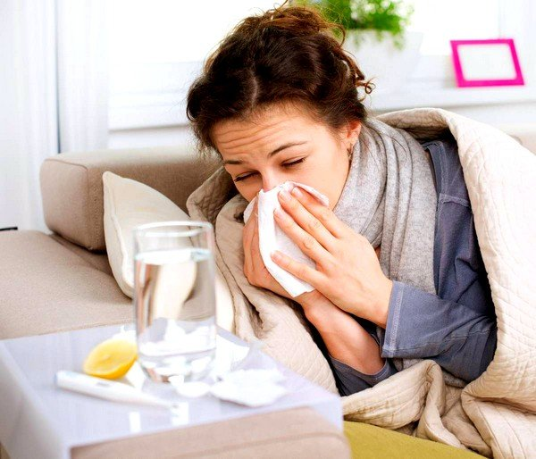 Простуда может быть причиной кашля