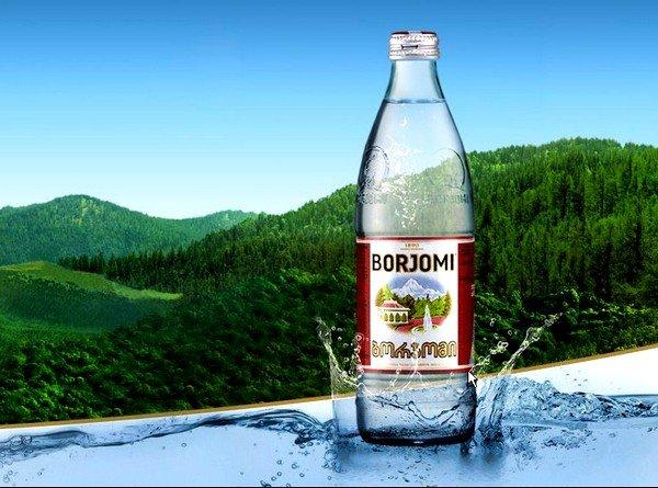 Соду можно заменить минеральной щелочной водой типа Боржоми