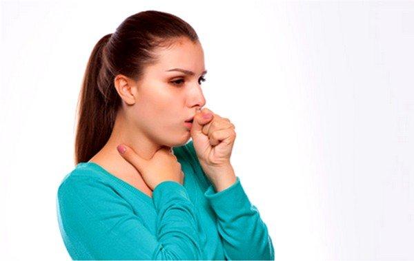 Сухой кашель чаще всего появляется у людей, которые страдают дискинезией бронхов и трахеи