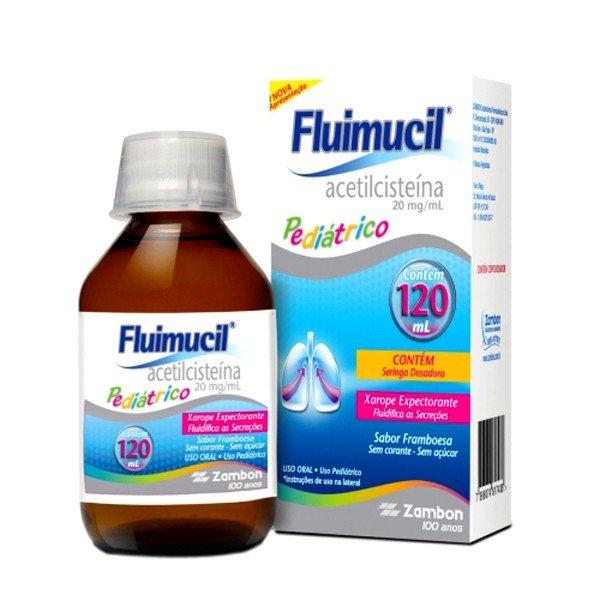 Сироп от кашля «Флуимуцил»: прием препарата, противопоказания фото