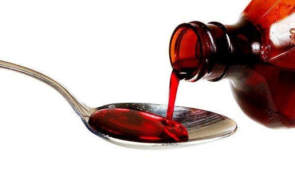 Особенно актуально применение сиропов при сухом кашле