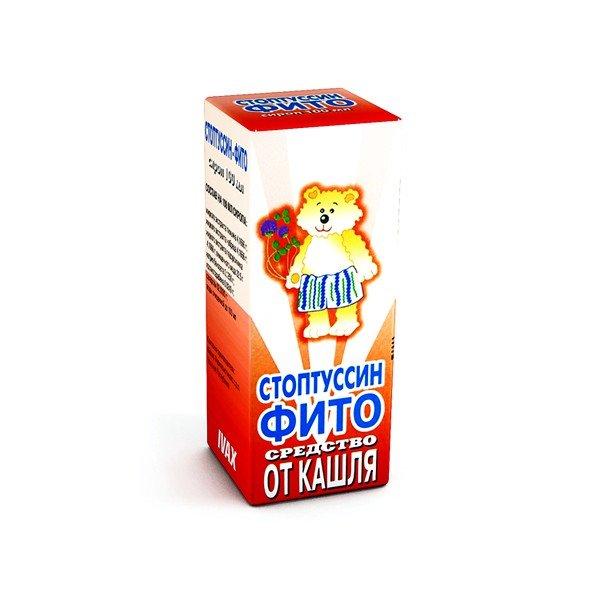 Если препарат будут употреблять дети, то лучше приобрести Стоптуссин-Фито