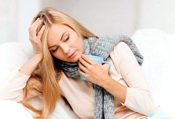 Зуд в горле и кашель