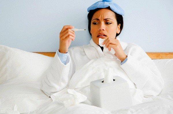 Влажный кашель с температурой легче устранить, чем сухой без каких-либо других признаков