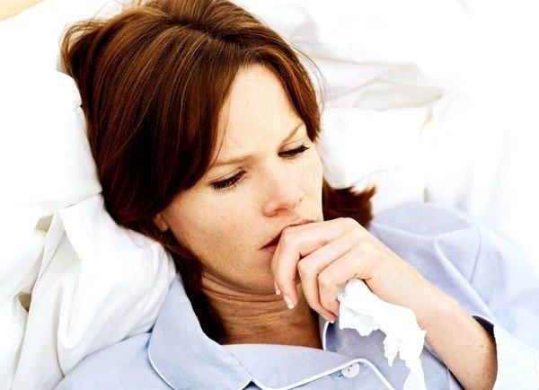 Кашель - это симптом, который возникает в результате раздражения нервных окончаний