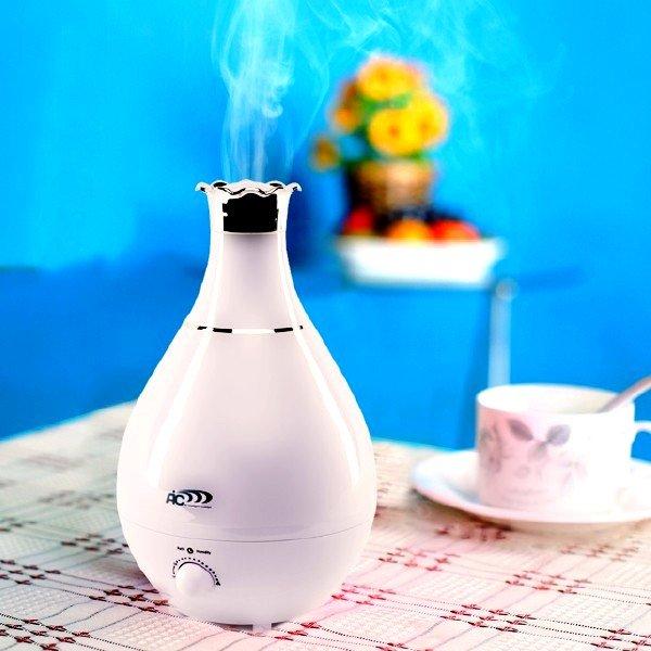 Если причиной дискомфорта не является заболевание, а лишь сухой воздух, его нужно увлажнять