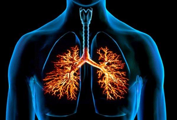 Препарат применяется при заболеваниях дыхательных путей