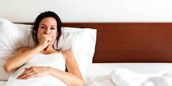 Что делать, если у человека долго не проходит кашель? фото