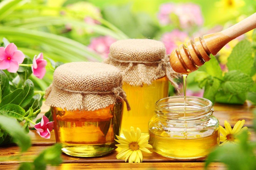 Мед для приготовления горчичной лепешки