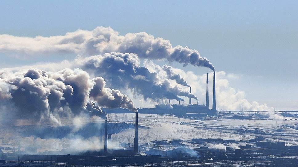 Плохая экология может вызвать бронхиальную астму