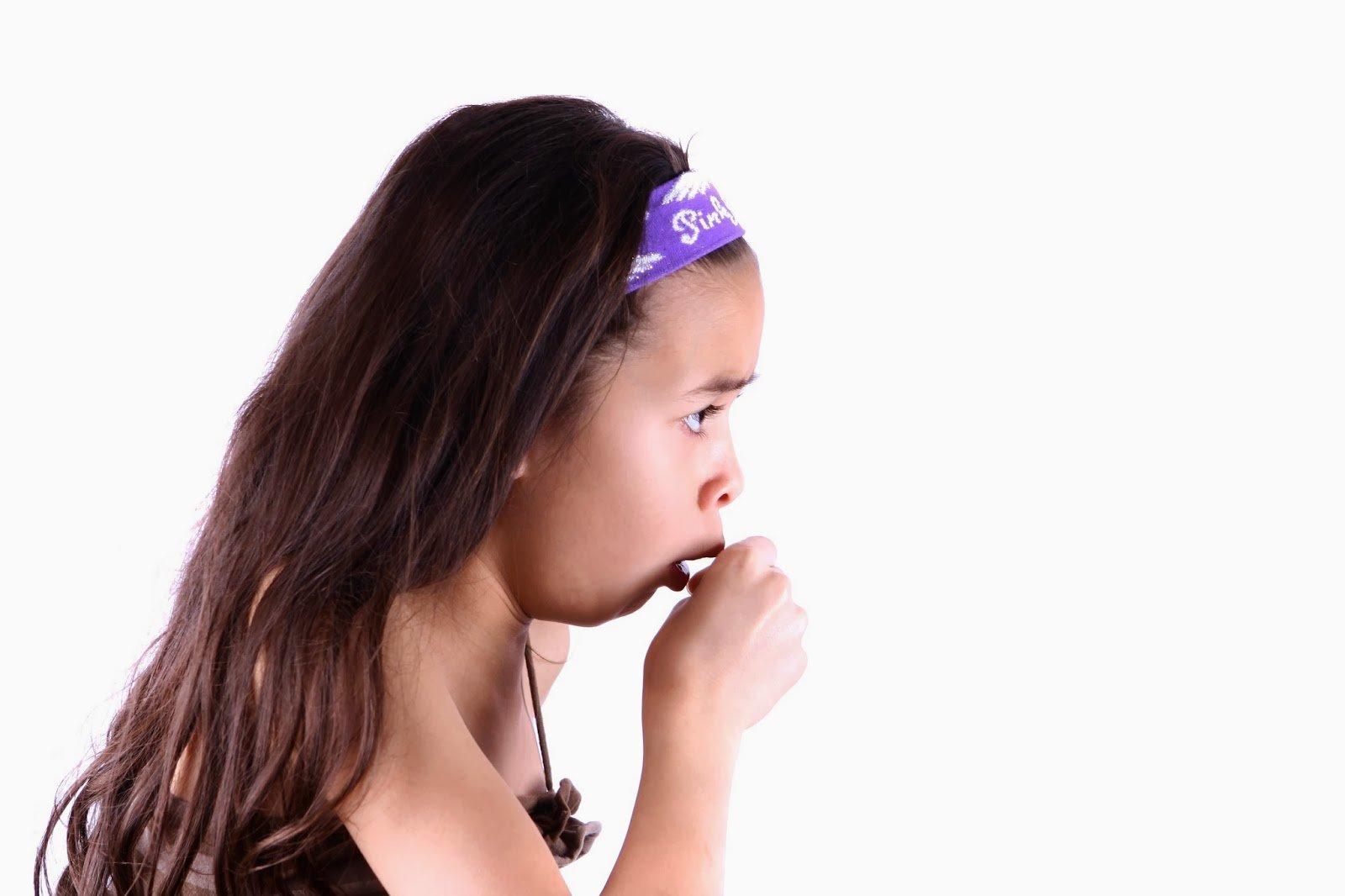 Прроблема кашля у ребенка