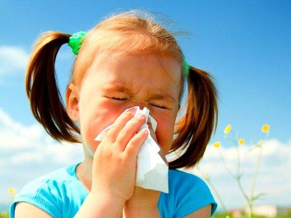 Аллергия также может вызывать кашель
