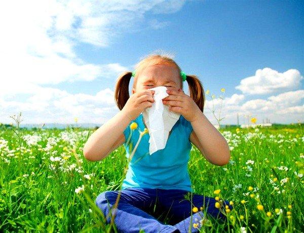 Аллергия – частое заболевание у детей этого возраста