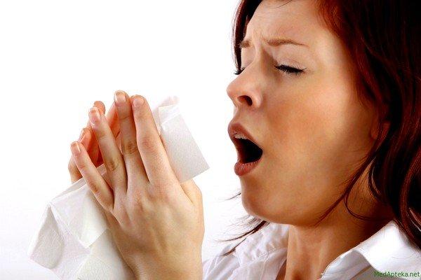 Препарат применяется при астме