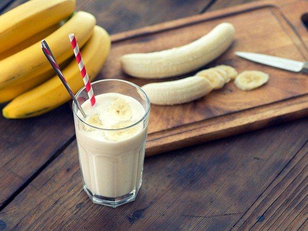 Малыша, привыкшего к напиткам с крахмалом, можно поить банановым киселём