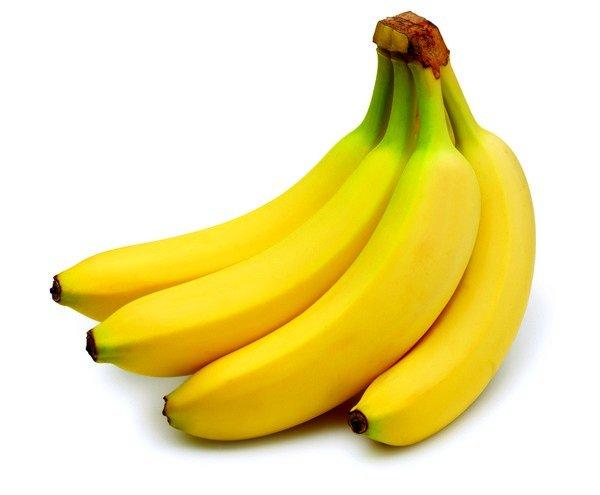 Банан помогает уничтожать болезнетворные микроорганизмы
