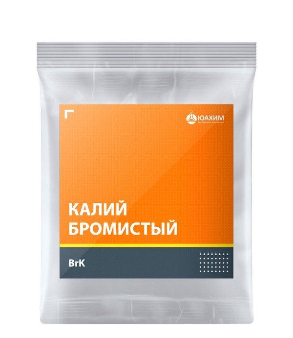Бромистый калий — это неорганическое (нерастительное) химическое вещество седативного и противосудорожного действия