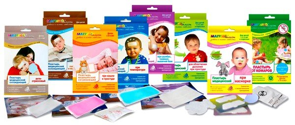 Какой выбрать детский пластырь от кашля фото