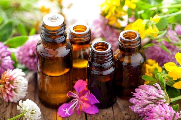 Эфирные масла смягчают сухой кашель