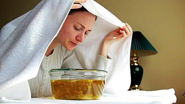 Для ингаляций подойдут лекарственные травы, содержащие фитонциды и эфирные масла