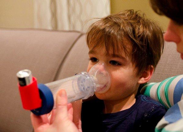 Продолжительность ингаляции Беродуалом для ребенка составляет 5 минут