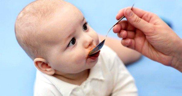 ОРВИ у маленьких детей протекает особенно тяжело