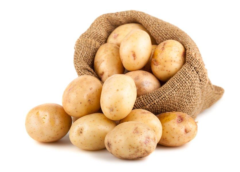 Картофель - один из ингредиентов горчичной лепешки