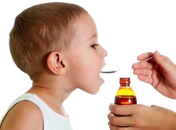 Это лекарственное средство детям должен назначить врач