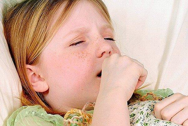 Детям отлично подходит самый обычный сироп Линкас