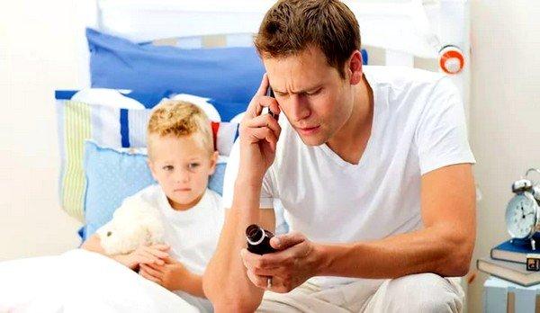 Исследования доказали, что стойкая детская инфекция может пройти самостоятельно через полгода
