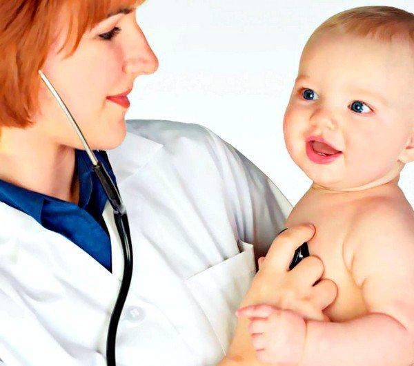 Распознать влажный кашель у грудного ребенка довольно просто