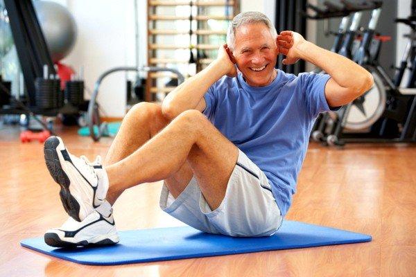 При лечении сердечного кашля полезна лечебная физкультура